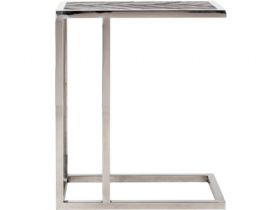 Savoy Silver Sofa Table
