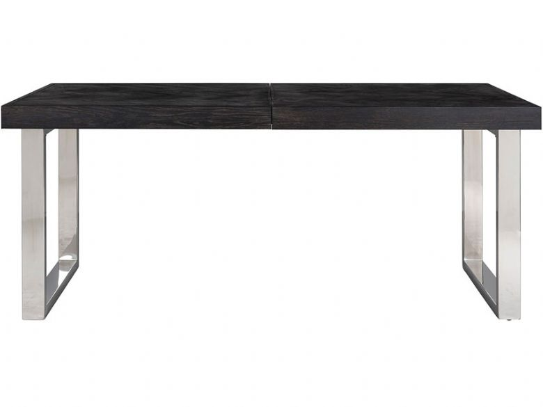 Savoy Silver 195cm Extending Dining Table