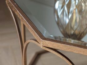 Canterbury Coffee Table Detail