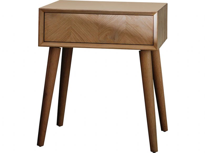 Milano 1 Drawer Side Table