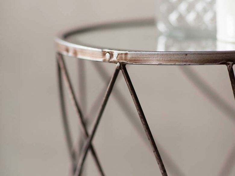 Rowell Side Table Detail