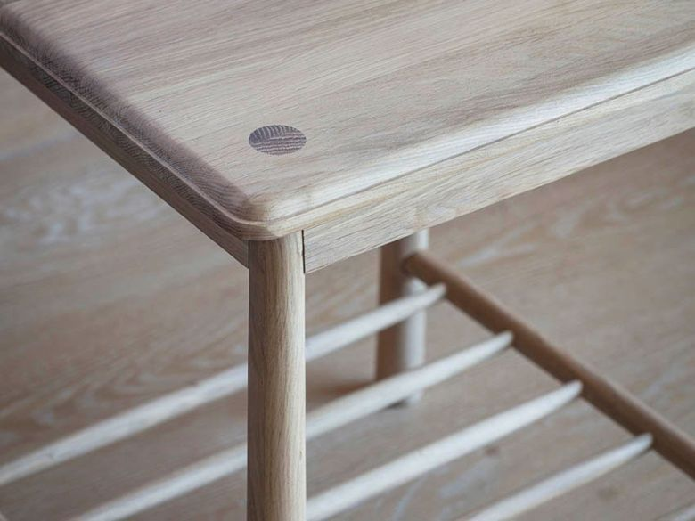 Wycombe Side Table Detail