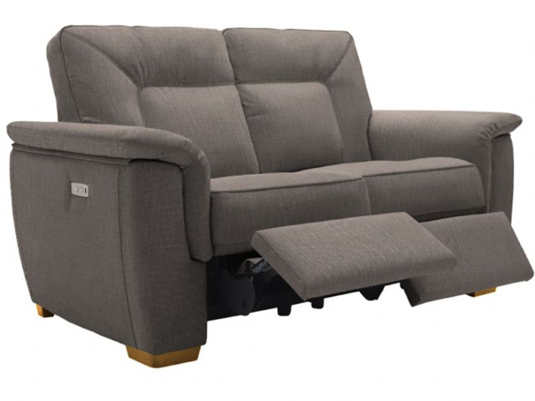 Elliot 2 Seater Double Electric Recliner Sofa