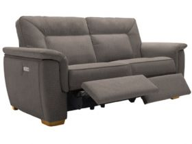 3 Seater Double Electric Recliner Sofa