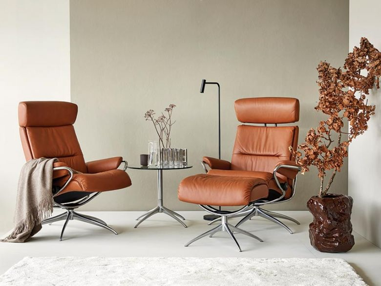 Stressless Tokyo Recliner available at Lee Longlands