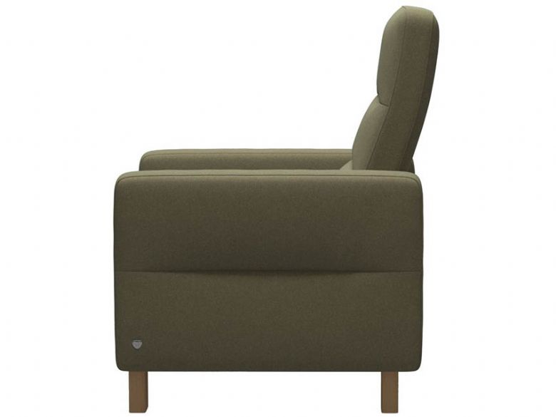 Stressless Wave High Back Chair Profile
