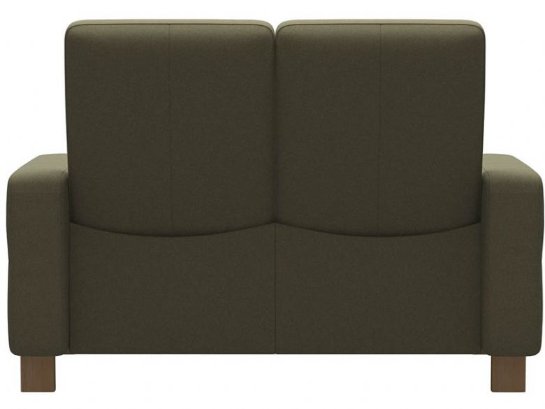 Stressless Wave High Back 2 Seater Sofa Back