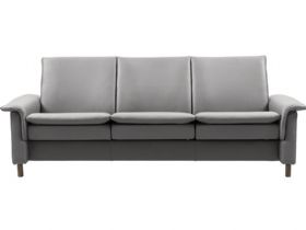Stressless Aurora Low Back 3 Seater Sofa
