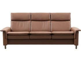 Stressless Aurora High Back 3 Seater Sofa