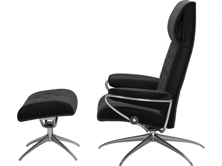 Stressless Metro chair and stool
