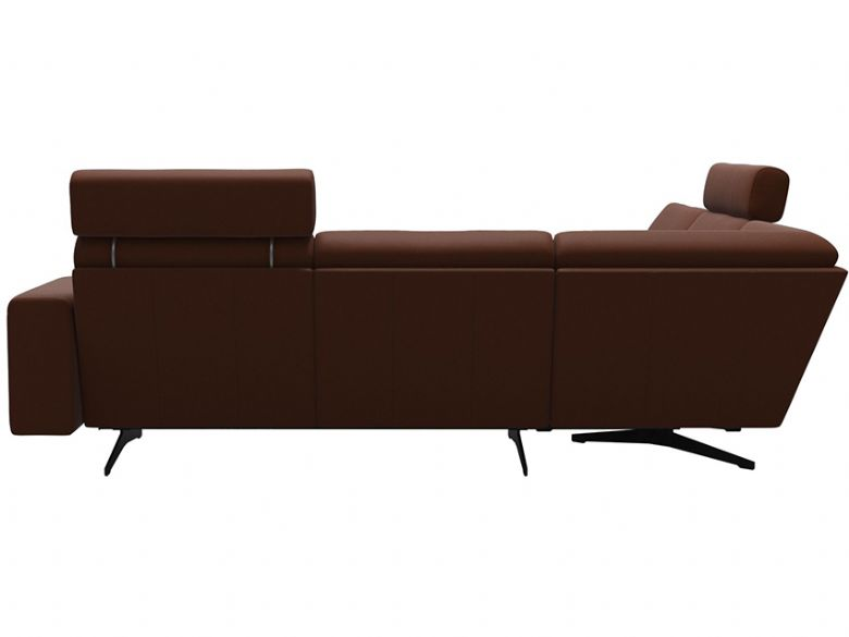 Stressless Stella corner sofa - available at Lee Longlands