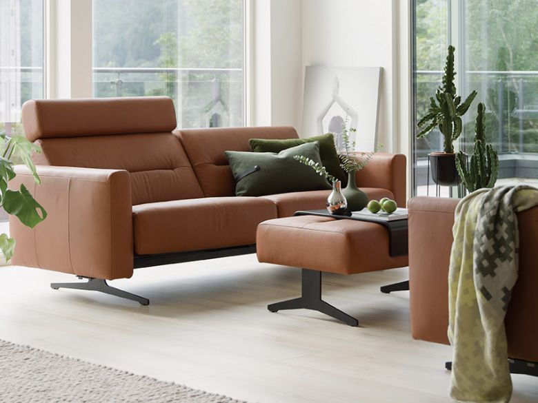 Stressless Stella sofa collection - available at Lee Longlands