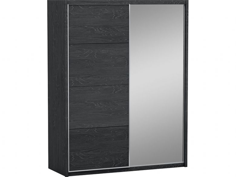 Theano Door Sliding Mirrored Robe