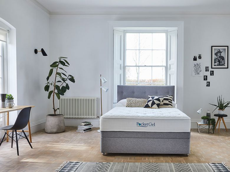 Sleepeezee Balance Divan & Mattress