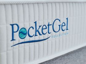 Sleepeezee Balance Mattress Embroidery