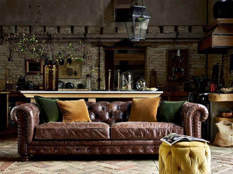 Westwood Leather Sofa Range