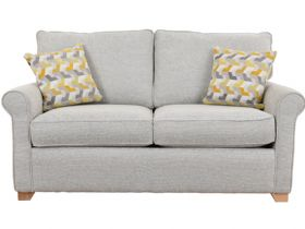 Palma 2 Seater Sofa Bed Open