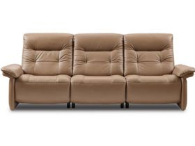 3 Seater Sofa with 2 Power Motions