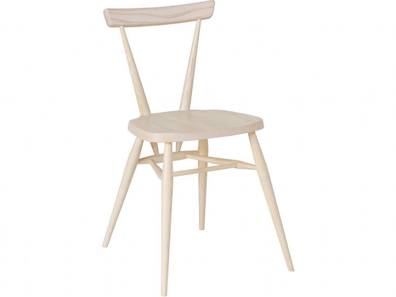 Ercol Originals Ash Stacking Chair