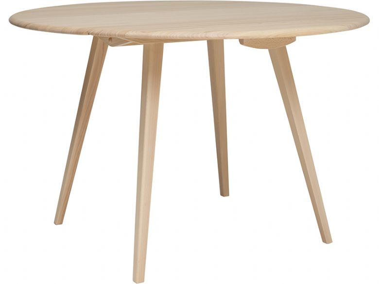 Ercol Originals Drop Leaf Table Opened