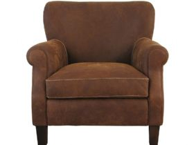 Pioneer Leather Armchair