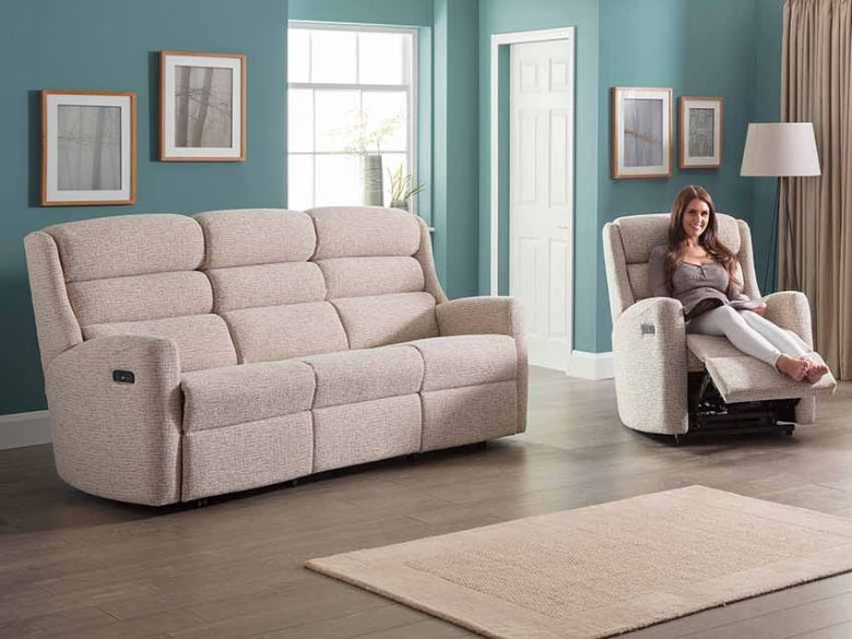 Somerset Recliner and Rise and Recliner Sofa Range