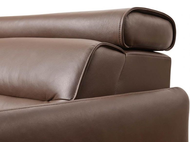 Stressless Emily Leather Sofa Detail