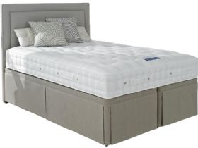 Hypnos New Orthocare 12 super king divan bed available at Lee Longlands