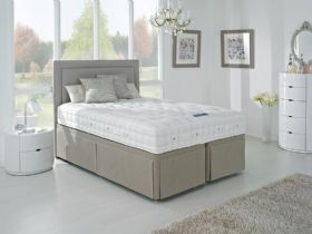 Hypnos New Orthocare 12 divan bed available in standard UK sizes