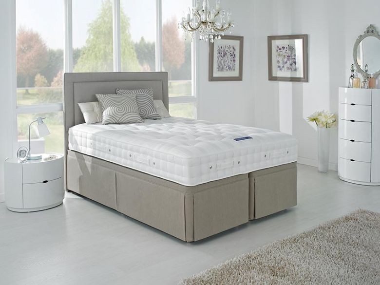 Hypnos New Orthocare 12 mattress and divan available at Lee Longlands