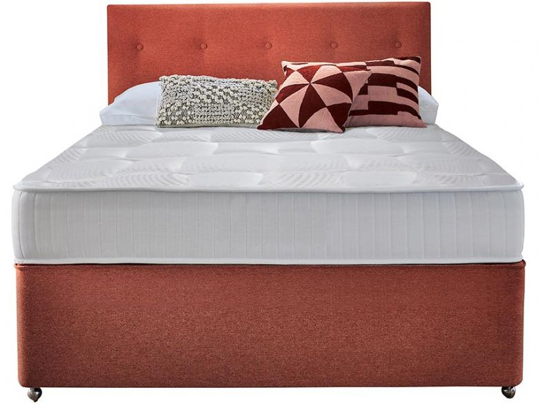 Sleepeezee Cooler Seasonal 1000 Divan & Mattress