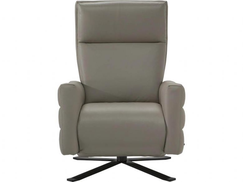 Natuzzi Editions Istante Electric Leather Armchair