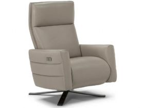 Natuzzi Editions B958 Leather Chair