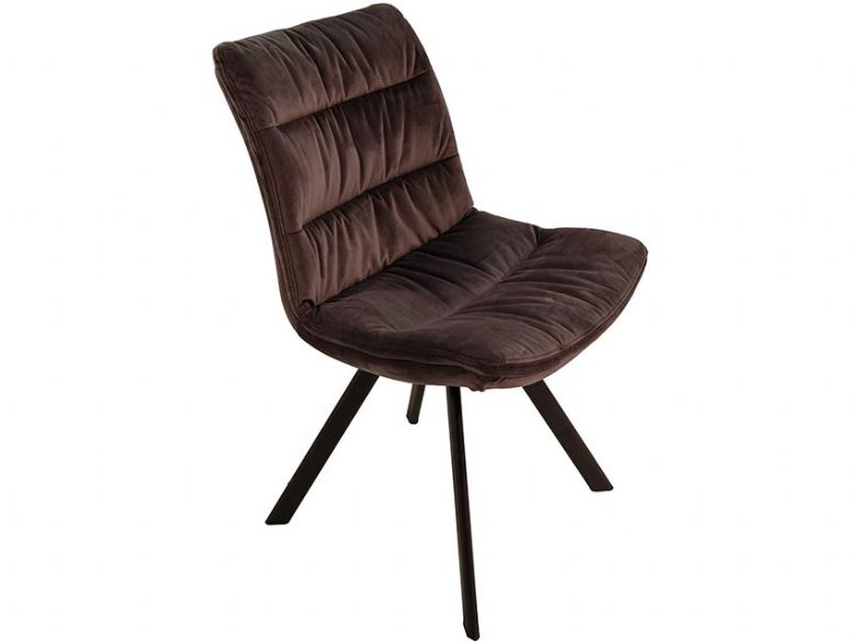 Charcoal Grey Dining Chair at Lee Longlands