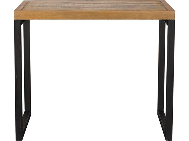 Halsey Reclaimed Rectangular Bar Table