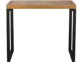 Reclaimed Rectangular Bar Table