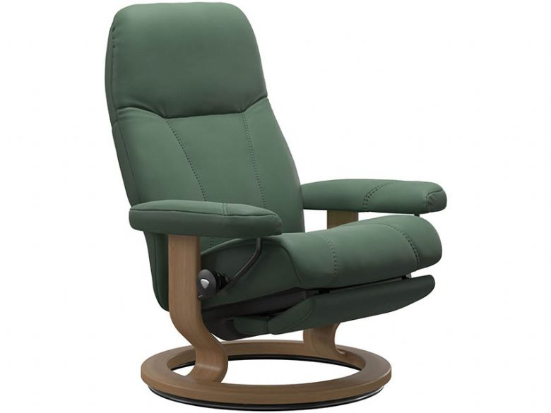 Ekornes Consul Power Recliner available at Lee Longlands