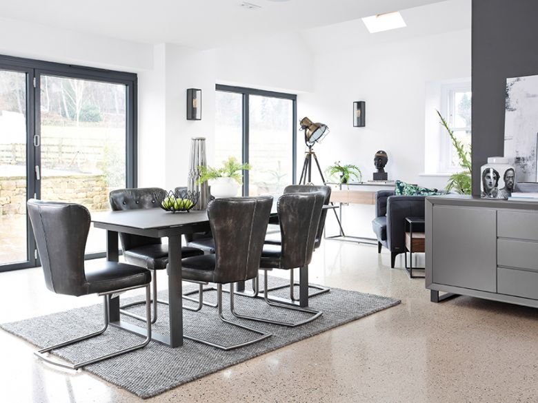 Santiago modern dining range finance options available
