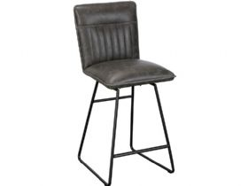Sam Grey Bar Stool