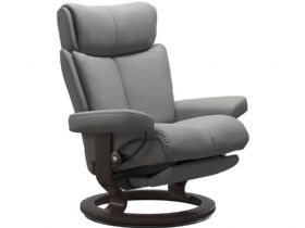 Stressless Magic Large Power Dual Motor Recliner Chair