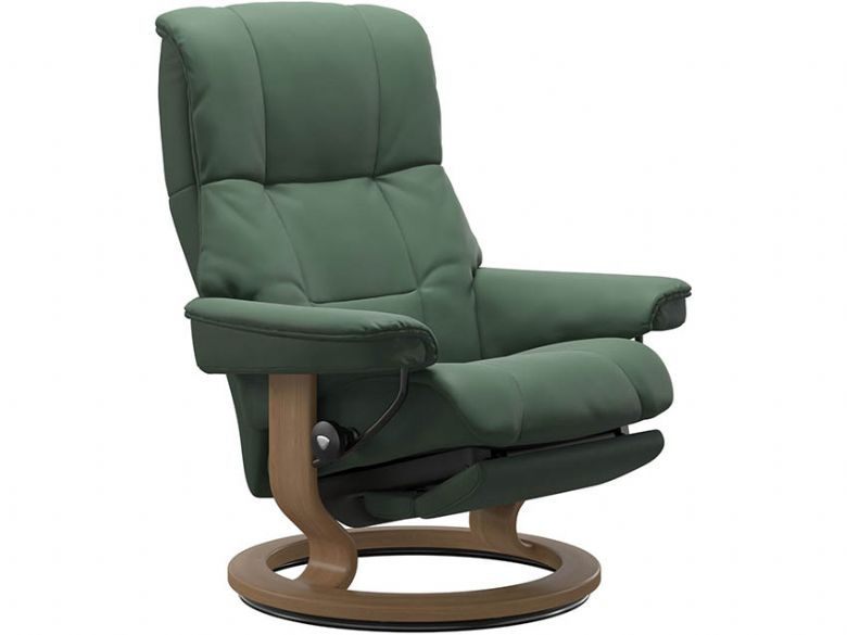 Stressless Mayfair Large Power Dual Motor Recliner Chair at Lee Longlands