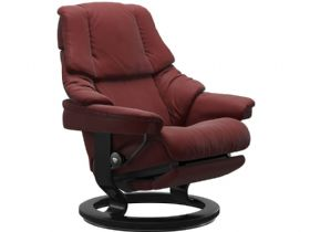 Stressless Reno Large Power Dual Motor Recliner Chair