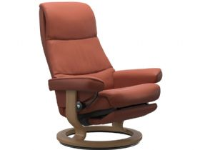 Stressless View Power Dual Motor Recliner Chair at Lee Longlands