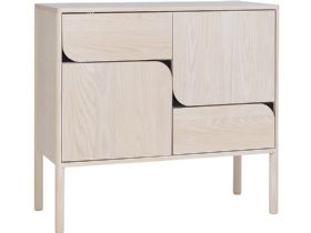 Ash High Sideboard