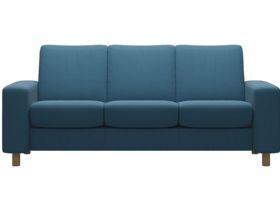 Stressless Arion Low Back 3 Seater Sofa