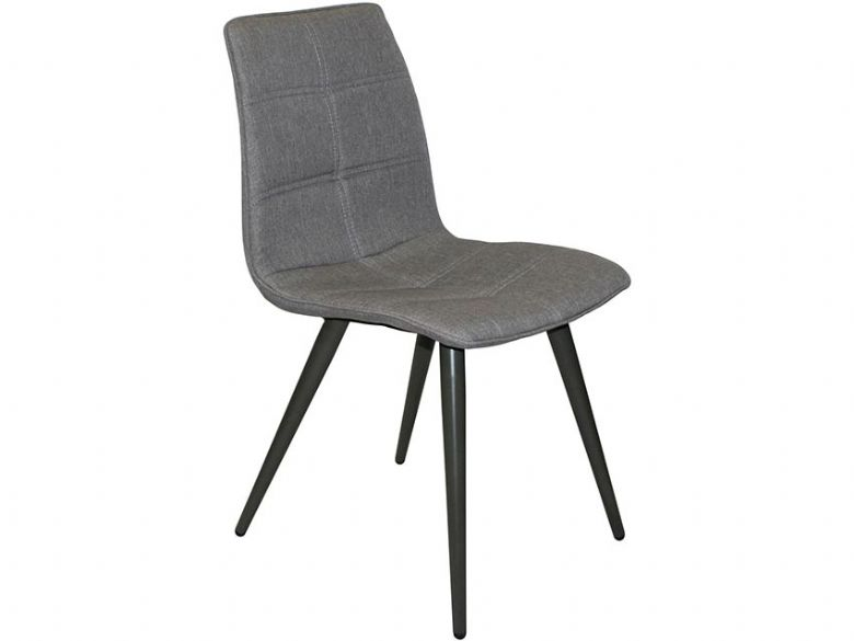 Xavier Grey Dining Chair