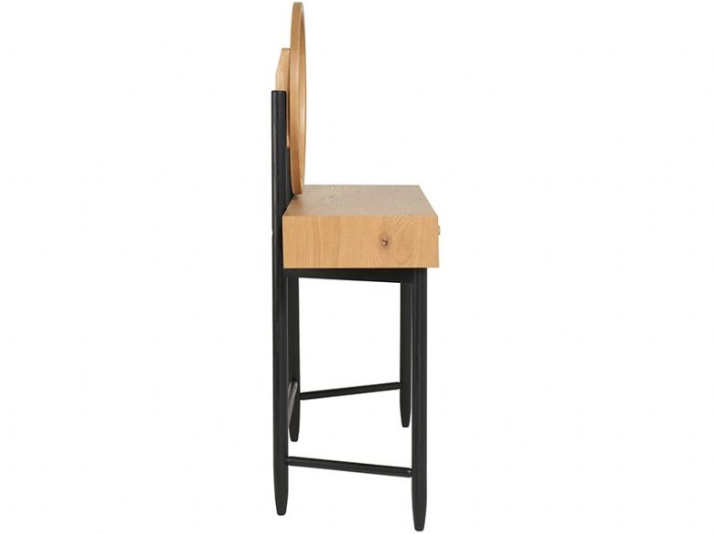 Ercol Monza dressing table and stool