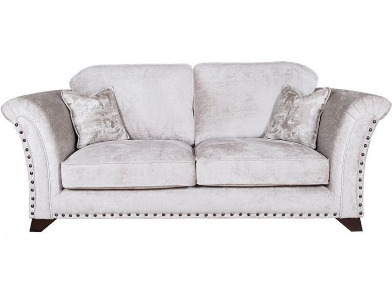 Lana fabric 3 seater sofa available at Lee Longlands