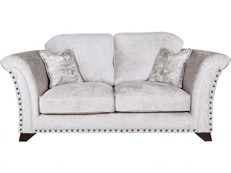 Lana fabric 2 seater sofa available at Lee Longlands