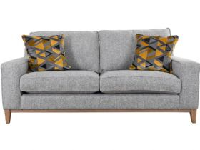 Charlotte grey 3 seater sofa available at Lee Longlands